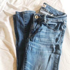 Bullhead Black Skinniest Jeans - Size 3